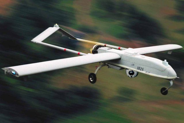 Textron wins a 206mn US Army contract for RQ 7 Shadow UAS support 640 001