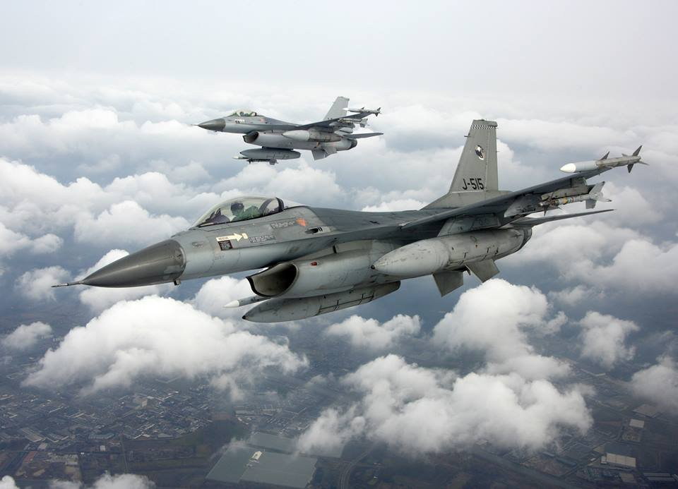 GKN Aerospace signs 5 year support contract with Royal Netherlands Air Force 640 001