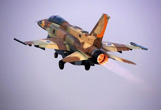 Israel Air Force details future improvements for its F 16I Sufa fighter jets 640 002