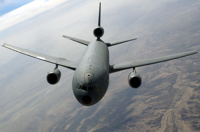 Lockheed Martin Unit lands 1bn USAF contract for KC 10 tanker aircraft support 640 001