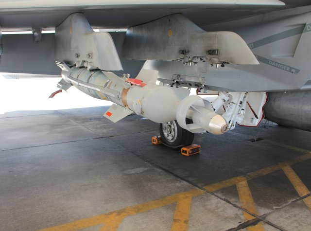 Lockheed Martin introduces new Paragon laser guided bomb 640 001