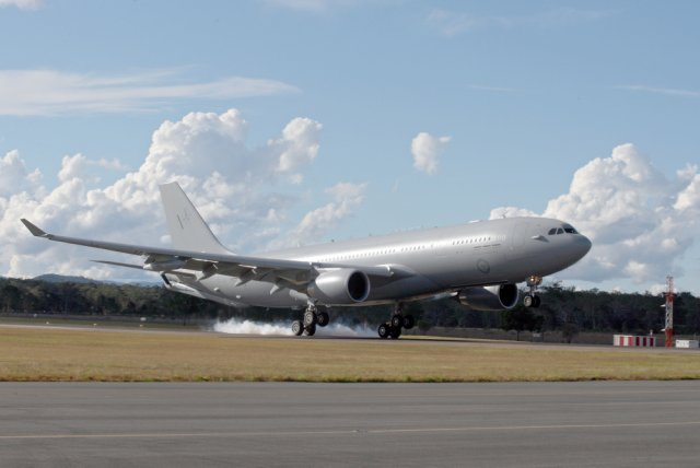 RAAF and Airbus to further develop KC 30A MRTT aircraft capabilities 640 001