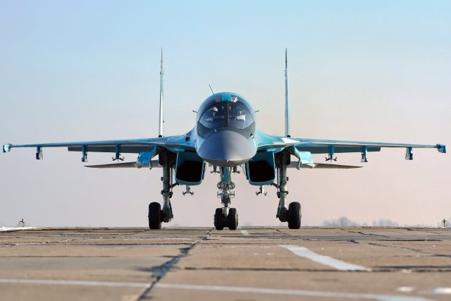 Russia to start Su 34 strike fighter modernization program in 2018 640 001