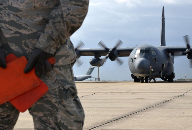 USAF retires first HC 130N P King configured for CSAR missions 640 001