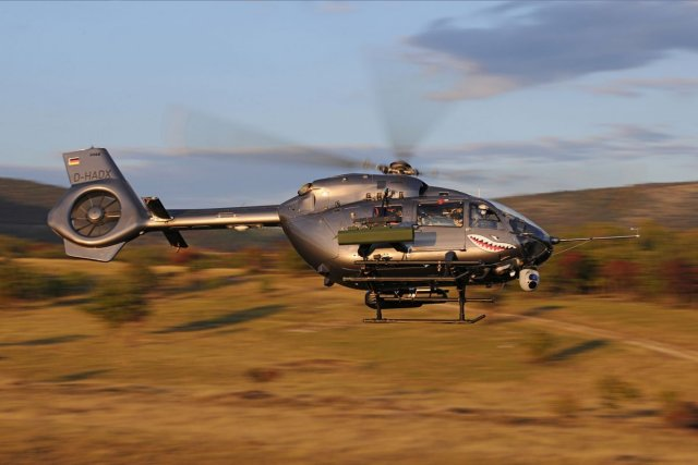 Airbus HForce equipped H145M completes first firing campaig 640 001