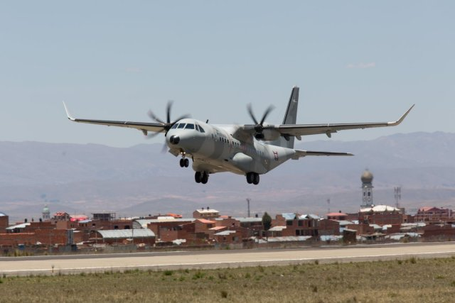 Dubai Airshow 2017 UAE places order for five Airbus C295W airlifters 640 001