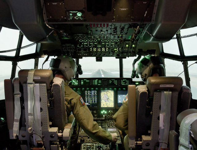 Lockheed Martin secures 198M of C 130 training orders 640 001