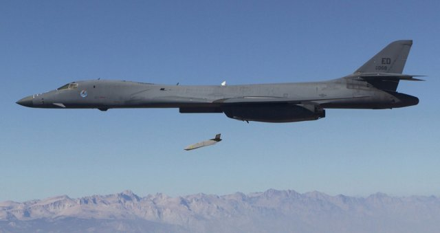 Lockheed Martin to provide USAF with new JASSM Telemetry Kits 640 001
