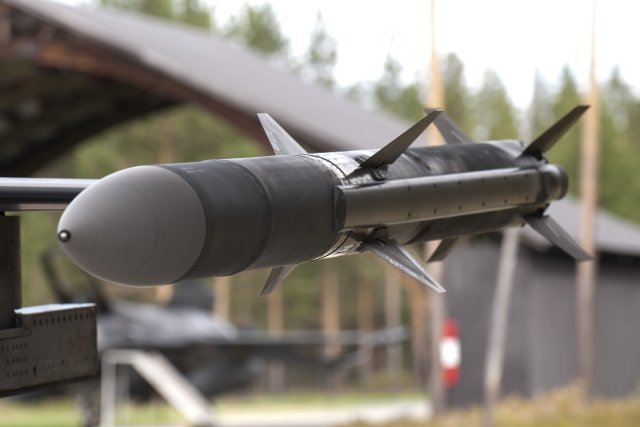 Norway requests a 170M FMS for AIM 120 C 7 AMRAAM missiles 640 001
