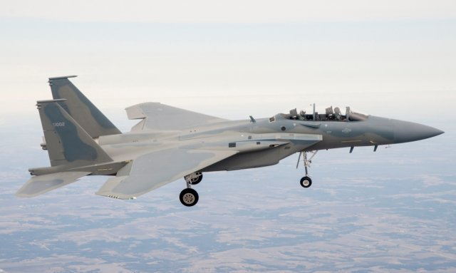 Qatar requests 1bn FMS for F 15QA fleet infrastructure building 640 001
