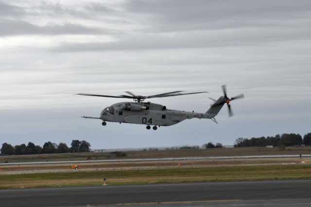 Sikorsky CH 53K King Stallion introduced to Israeli Air Force 640 001
