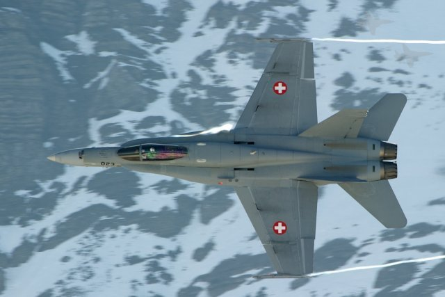 Switzerland formally launches new fighter jet purchase process 640 001
