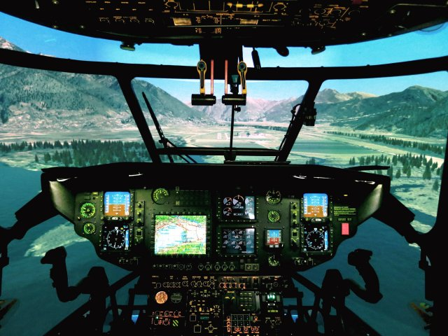 Thales completes delivery op upgraded simu to Swiss pilots