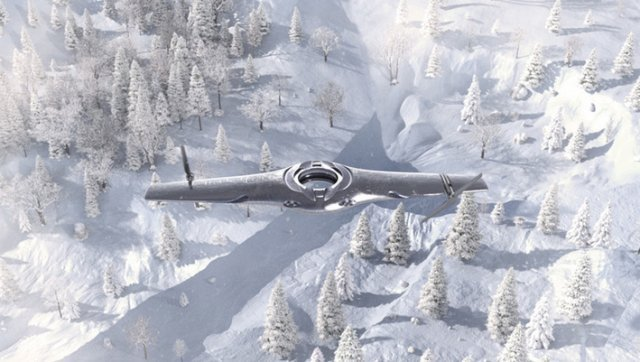 BAE Systems Cranfield niversity unveil new Adaptable UAVs concept 640 001