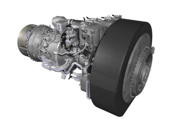 Helitech 2017 Safran launche Aneto high power engine family 640 002