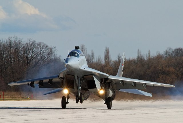 Serbi starts receiving MiG 29 fighter jets donated by Russia 640 001