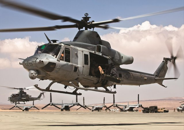 US oks  575 mnfrom Czech Republic for 12 UH 1Y Venom multirole helicopters 640 001