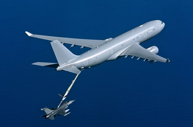 Germany Norway officially order five Airbus A330 MRTT 640 001