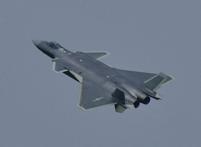 J Stealth Fighter Enters PLAAF Service Mo 640 001