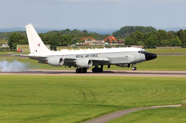 L3 Technologies delivers final RC 135V Wvet Joint to RAF 640 001