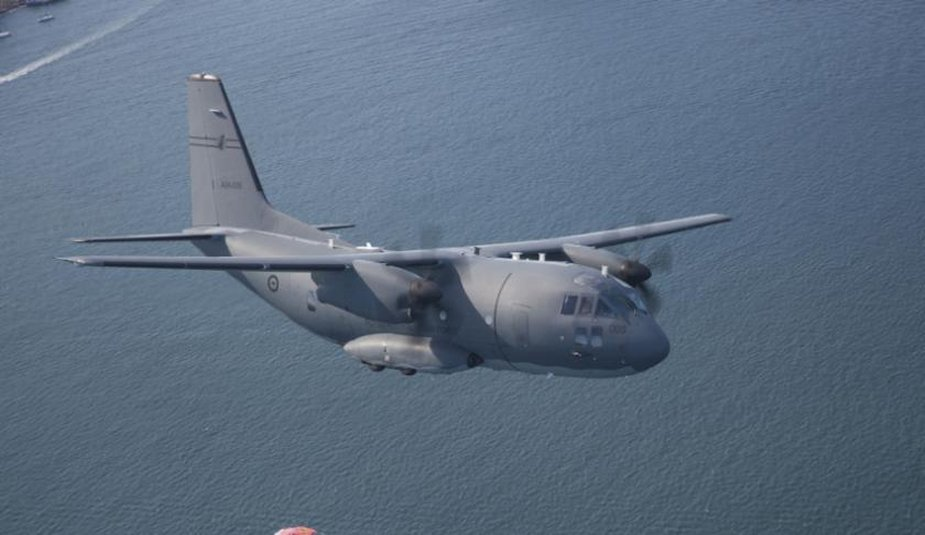 Final C 27J Spartan aircraft delivered to Royal Australian Air Force