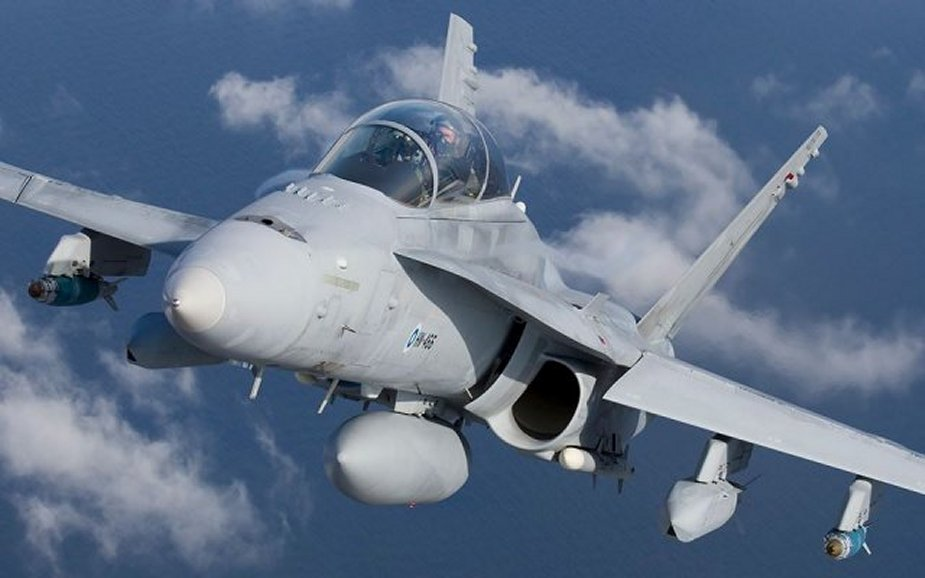 Finland officially tender requests for F A 18 Hornet replacement 001
