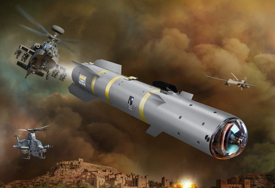 Lockheed Martin s JAGM missile approved for LRIP phase 001