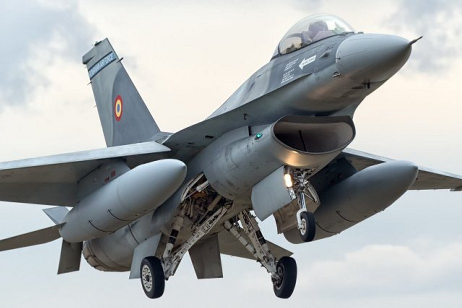 Romania 36 additional F 16s to be procured