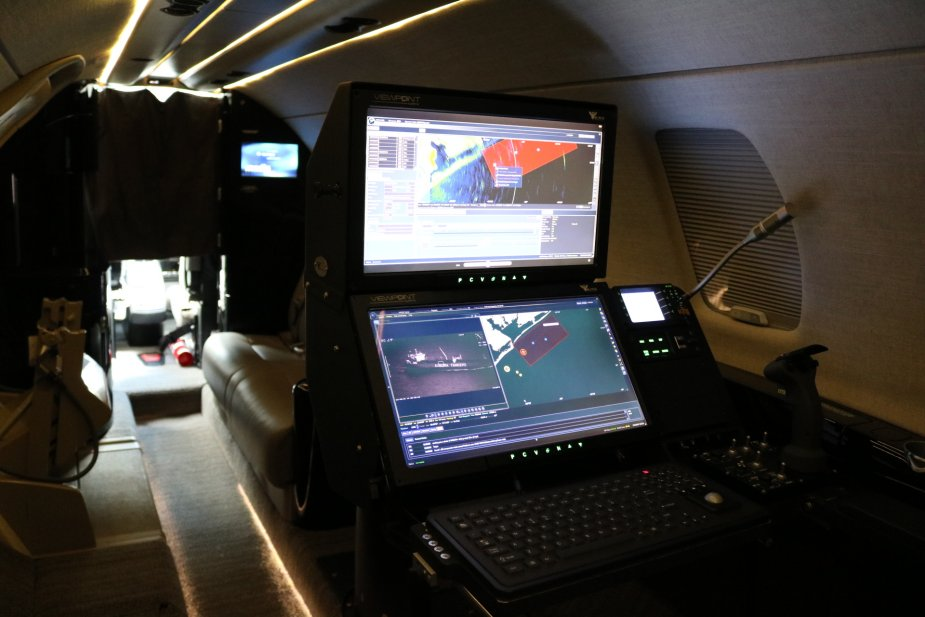 BIRD Aerosystems unveils advanced configuration of ASIO ISR solution 001