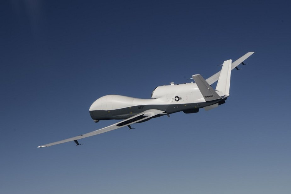 MQ 4C Triton UAV readied by Northrop for Signal Intelligence