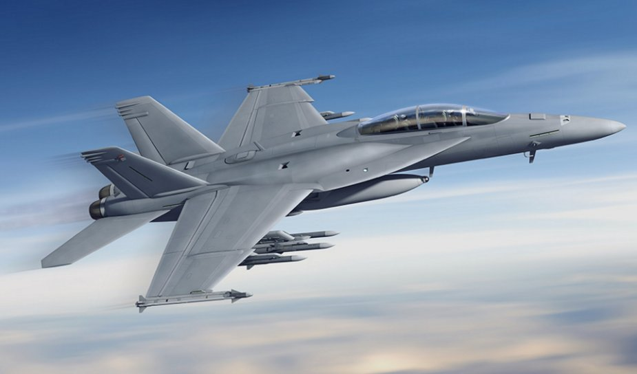 Boeing lands new contract for Kuwait Super Hornet fighter jets production 001