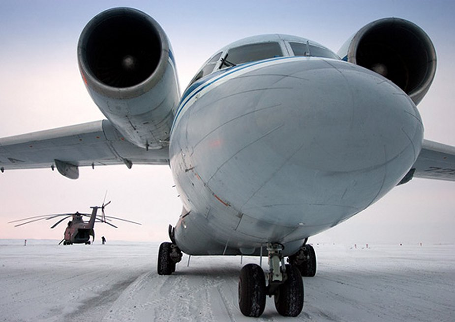 Russia upgrading An 72 airlifters for Artic operations 001