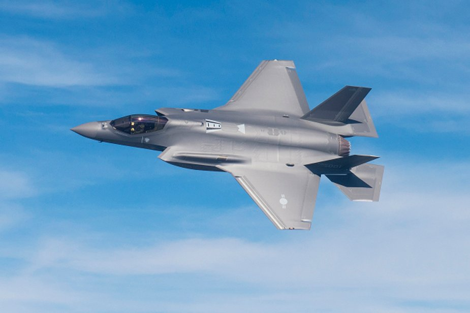Lokcheed Martin rolls out first RoKAF F 35A fighter jet 002