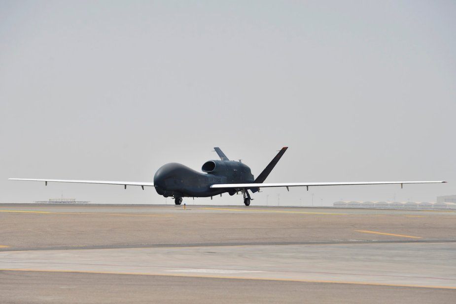 Northrop Grumman to sustain South Korea RQ 4 Global Hawk fleet