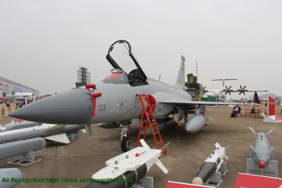 Nigerian Air Force to acquire 3 JF 17s aircrafts made by Pakistan Aeronautical Complex 925 001