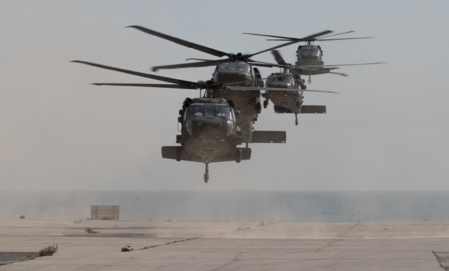 Latvia eyes UH 60M Black Hawk procurement