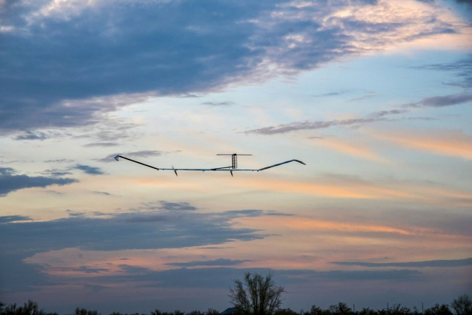 Zephyr S HAPS completes longest flight ever made 001