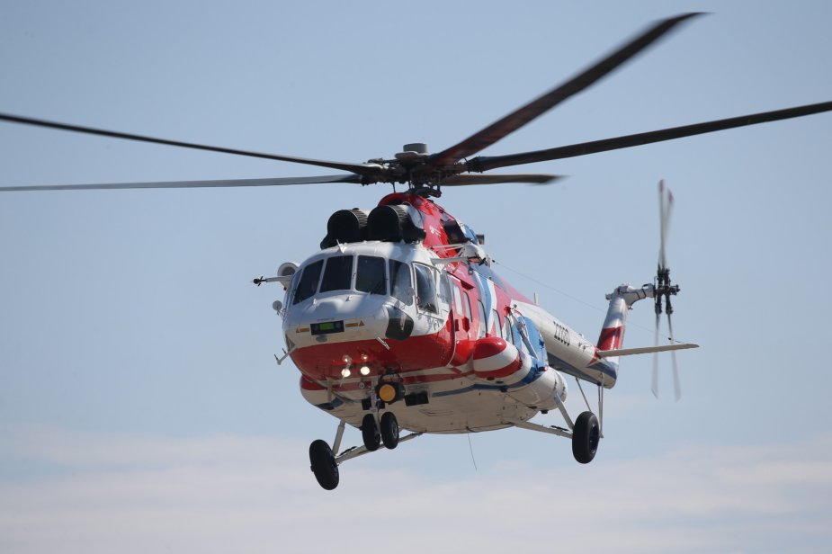 Russian Helicopters completes Southeast Asian demo tour