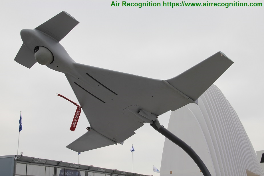 India Approuval for 54 attack drones Harop from Israel for Indian Air Force 2