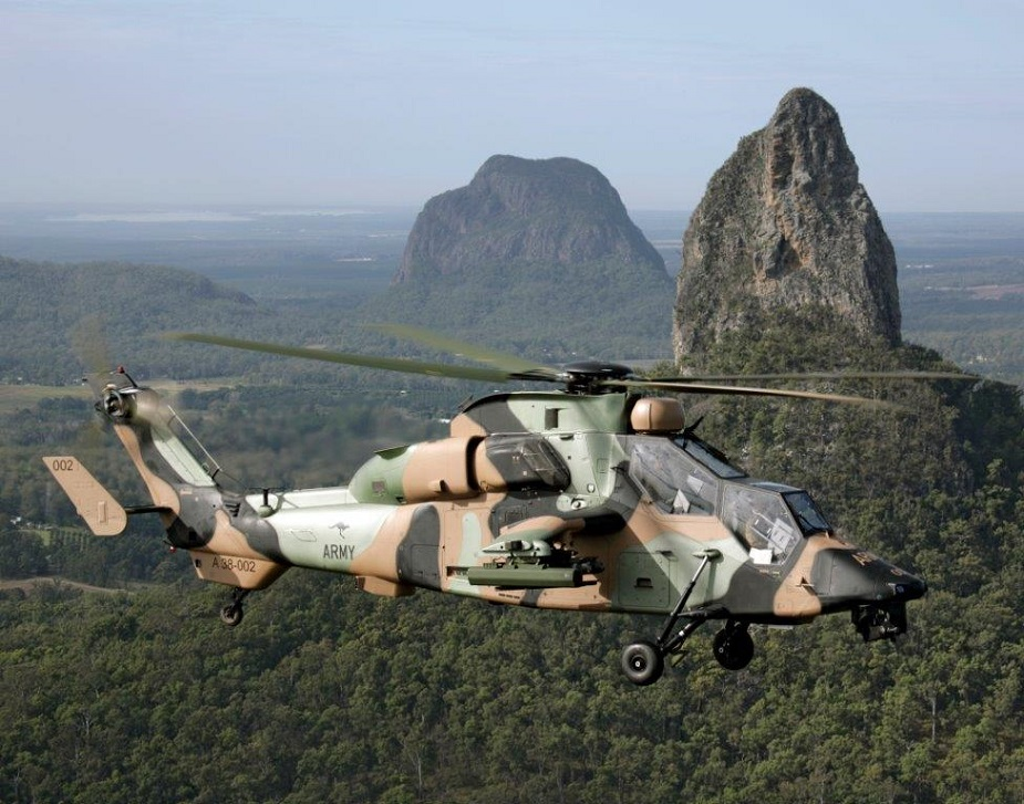 Airbus Helicopters awarded Australias ARH Tiger support contract extension