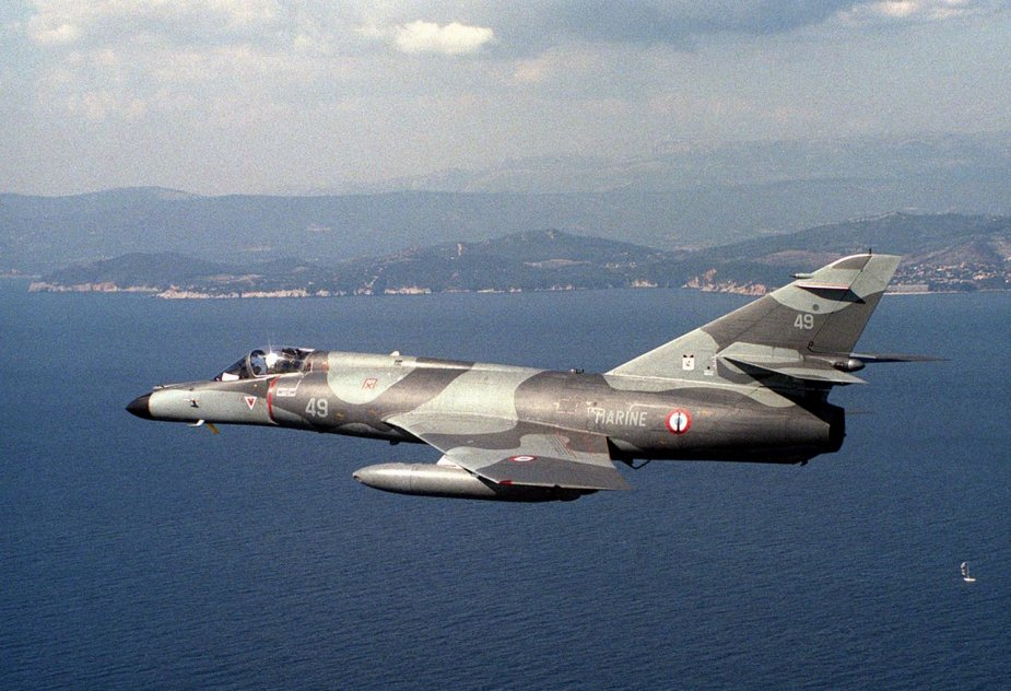 Argentine Air Force to receive refurbished Super Etendard jets from France
