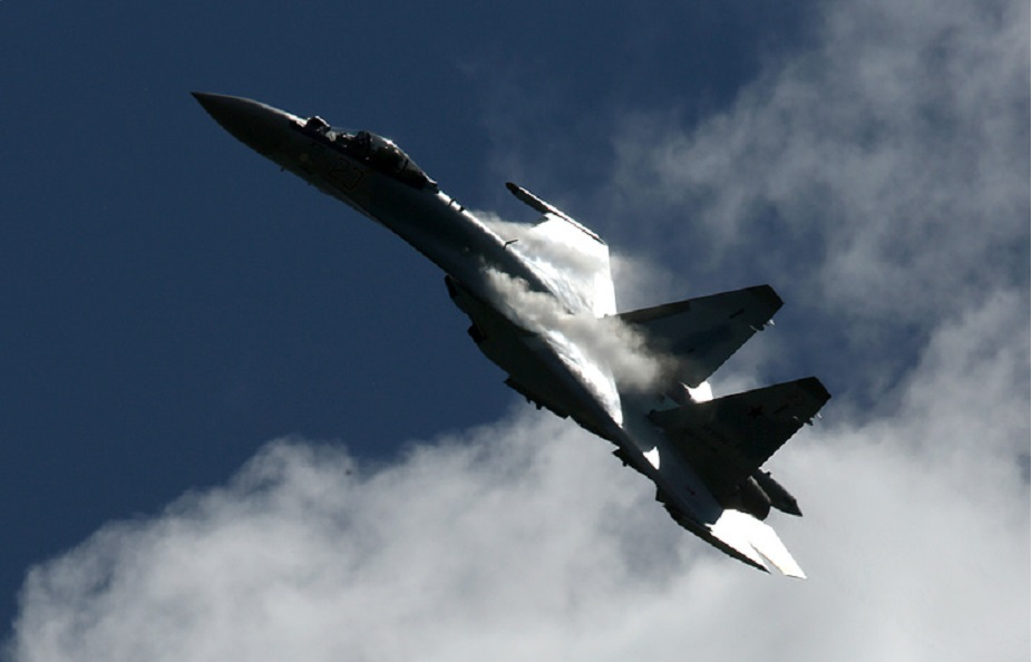 Russia completes Su 35 deliveries to China