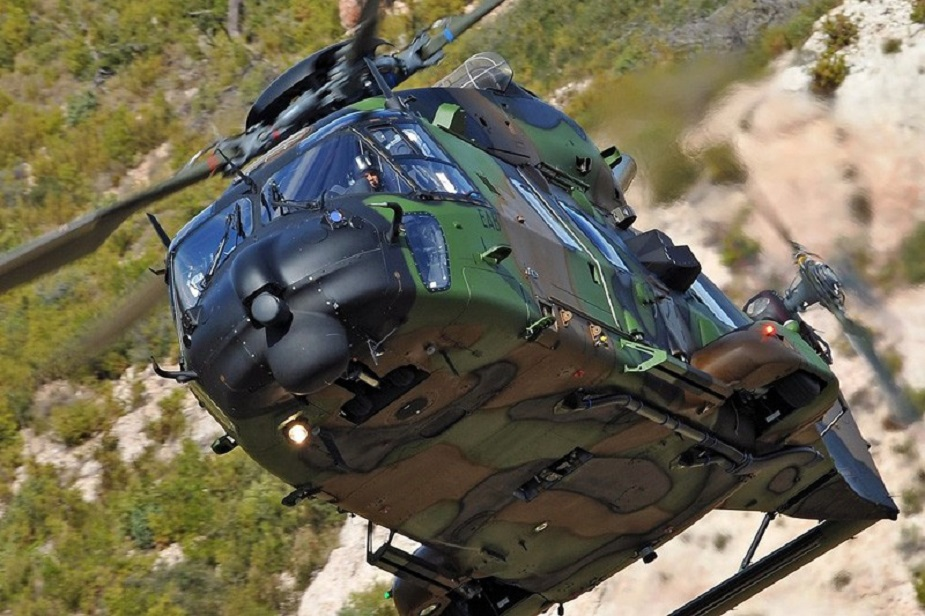 Sweden take delivery of final series production NH90 helicopter