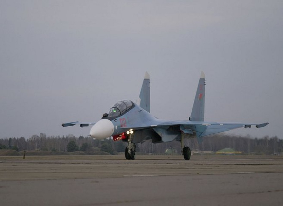 Belarus builds up military aviation