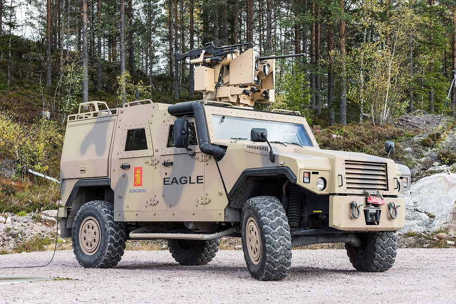Kongsberg to deliver Counter Unmanned Aerial System to Germany
