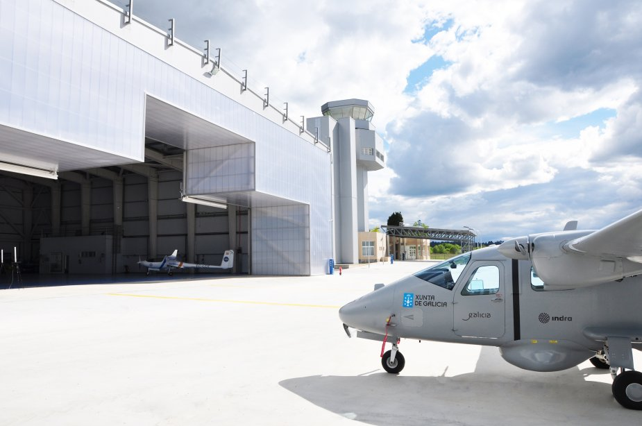 Indra tests its Targus aircrafts critical systems 925 001