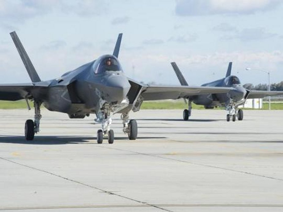 Japan to acquire 105 additional F 35 aircraft