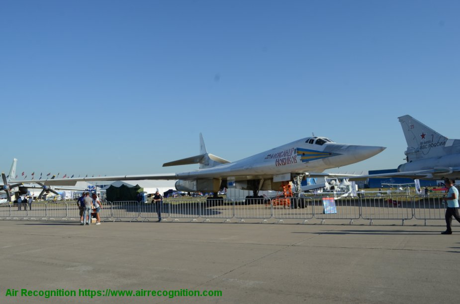 Russia to increase its Tu 160M2 fleet and to upgrade its Tu 160M 001