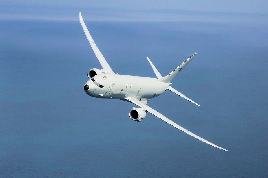 UK personnel started training on the P 8A Poseidon in the US