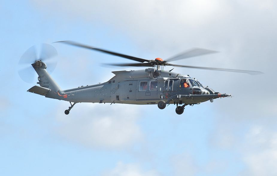 us air force tested hh 60w combat rescue helicopter